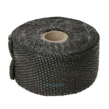 5 M Exhaust Header Pipe Heat Wrap Tape Fireproof Insulating Cloth For Motor Car
