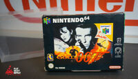 GoldenEye 007 nintendo 64 N64 game tested complete CIB Boxed FAST AND FREE UK PP