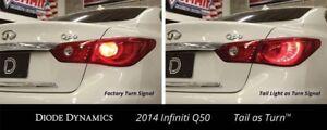Diode Dynamics Tail as Turn™ Signal Module For 2014-2017 Infiniti Q50 Pair