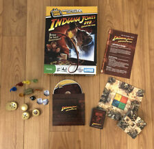 Indiana Jones DVD Adventure Game by Hasbro - 2008 Edition - 100% Complete!