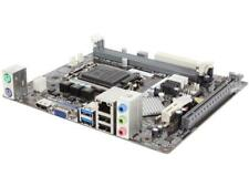 ECS H81H3-M4 (V1.0A) LGA 1150 Intel H81 HDMI SATA 6Gb/s USB 3.0 Micro ATX Intel
