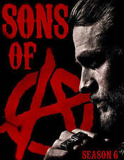 Sons of Anarchy: Season 6 [Blu-ray] Blu-ray