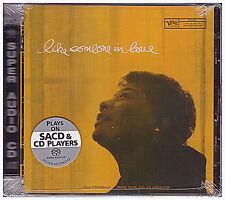 Ella Fitzgerald , Like Someone In Love ( Hybrid Stereo SACD )