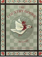 Country Goose WOOD CRAFT Instruction Book 24 Projects PATTERNS Farley FOLK ART