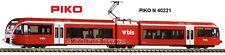PIKO N 40221 BLS Elektrotriebwagen Rabe 526 GTW 2/6