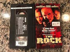 The Rock Vhs! 1996 Thriller! Con Air The Enforcer Face Off Navy Seales Dr No