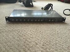 Heavy duty peavy smr-6 microphone controller