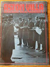 More details for 1972 charity shield - aston villa v manchester city