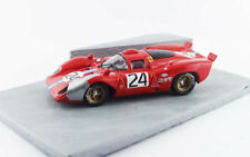 Ferrari 312 P Coupe' #24 4th Daytona 1970 Parkes / Posey Diorama 1:43 Model