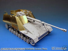 LionRoar PE details 1/35 Armor Plate for Nashorn/Hornisse SPG for DML