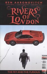 Rivers of London The Fey and the Furious #2 VF 2019 Stock Image