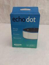 Amazon Echo Dot (2nd Generation) Smart Assistant - White New