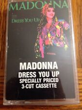 Madonna Dress You Up Single Cassette Ultra Rare Only One On eBay! Canada