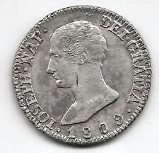 Jose Napoleón 4 Reales Madrid 1809 A.I. @@ Excelente @@