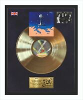 Electric Light Orchester - Time Goldene Schallplatte im Rahmen