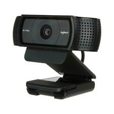 Logitech C920e HD Pro 1080p Webcam - Black