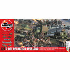 Airfix A50162a 1/76 D-day 75th Anniversary Operation Overlord Set