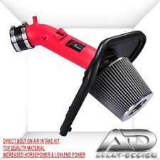2013-2017 FOR Honda Accord LX EX 2.4 2.4L AF Dynamic COLD AIR INTAKE KIT RED