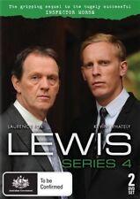 Lewis : Series 4 (DVD, 2011, 2-Disc Set)