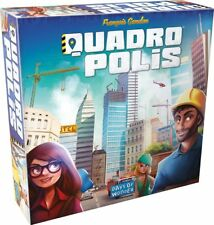 Quadropolis Board Game Days Of Wonder DOW 8501 Family Mayor Base Core