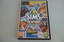 Les Sims 3 Ile de rêve / PC MAC / Complet / FR