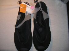 Champion Men's WaterShoes Titus 11/12 Large Black Reef ,Beach,boat,Aqua sock's