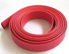 9.5mm Heat Shrink Sleeve RED x3 metres. Heatshrink 9.5mm RED x3m