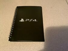 PlayStation 4 notepad ps4 notebook spiral