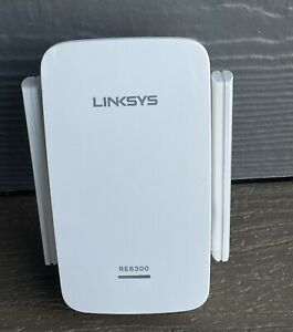 TESTED! Linksys (RE6300) Wi-Fi Range Extender PC Apple Mac