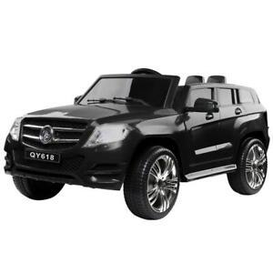 Rigo Mercedes ML 450 Inspired Kids Ride On Car | Black