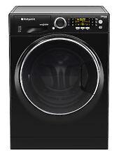 Hotpoint Ultima S-Line RD 966 Jkd Washer Dryer-Black
