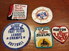 vintage patches lot