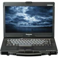 "Panasonic ToughBook CF-53 Core i5 3340M 2.70GHz 8GB RAM 256GB SSD 14"" GRADE A!"