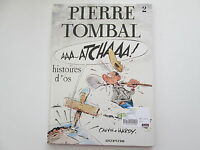 PIERRE TOMBAL T2 BE/TBE HISTOIRES D'OS