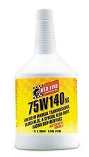 REDLINE Getriebeöl 75W140 NS API GL-5 hochwertiges Getriebe-Öl Redline Gear Oil