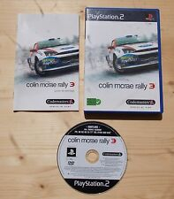 Colin McRae Rally 3 - PS2 Complet TBE