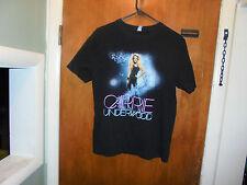 Carrie Underwood : Blown Away World Tour Black T Shirt Rare