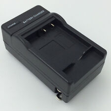 Portable AC/US Charger for SONY Cybershot DSC-W530 14.1MP Camera Battery NP-BN1