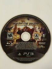 SAINTS ROW IV - PS3 (Sony Play Station 3) Disc Only in Plastic Box