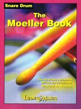 Sanford A. Moeller The Moeller Book Snare Drum Rudimentals Noten für Schlagzeug