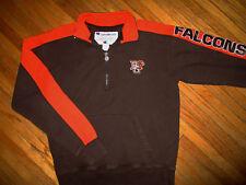 BOWLING GREEN STATE UNIVERSITY EMBROIDERED SWEATSHIRT Falcons Champion 1/2 Zip S