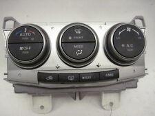 REAR TEMPERATURE CONTROLS Mazda 5 2008 08 2009 09 2010 10 837224
