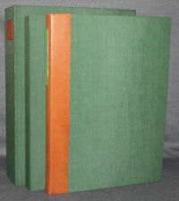 FORTY-FOUR YEARS OF BIRD & BULL: BIBLIOGRAPHY 1958-2002 Henry Morris Ltd Leather