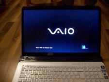 Sony VAIO Laptop Notebook SVE1711L1EW