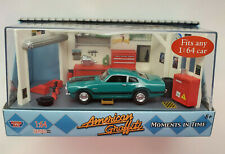 Motor Max Moments in Time American Graffiti 1970 Ford Maverick Champions Garage