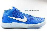 Nike Kobe AD PE (Mens Size 9.5) Shoes AQ2721 900 Demar Derozan Blue Multicolor