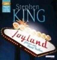 DAVID NATHAN - STEVEN KING: JOYLAND 2 CD HÖRBUCH HORROR/THRILLER/KRIMI NEU