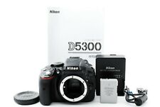 Nikon D D5300 24.2Mp Digital Slr Camera Body Very Good [From Japan] w/ Including