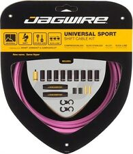 Jagwire Universal Sport Shift Cable Kit Pink