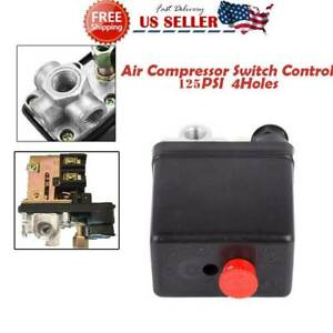 Central Pneumatic Air Compressor Pressure Switch Control Valve Replacement Parts